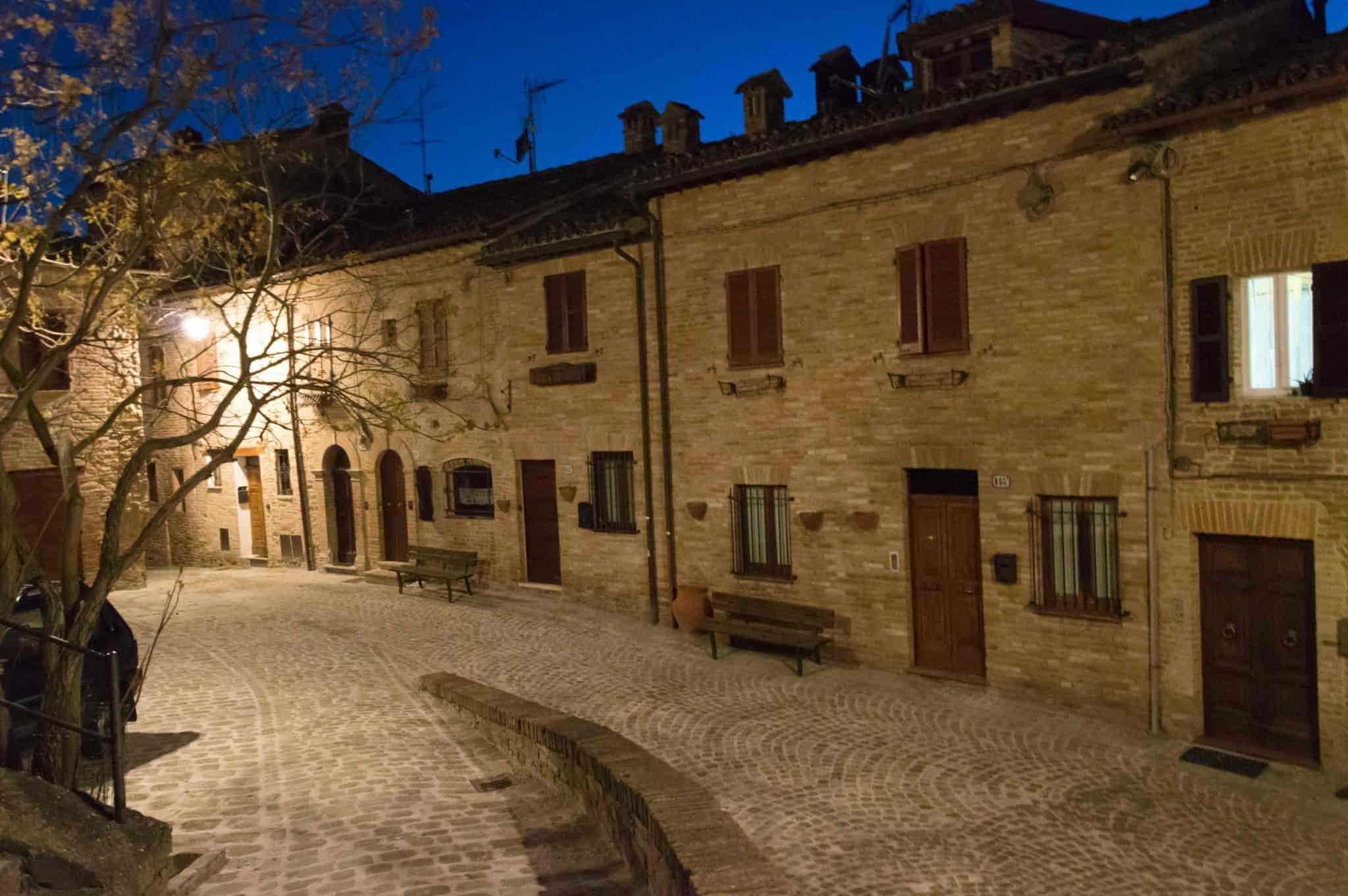 Centro storico di Sarnano, Piazzetta della Picassera