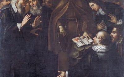 La leggenda dello stemma di Sarnano disegnato da San Francesco
