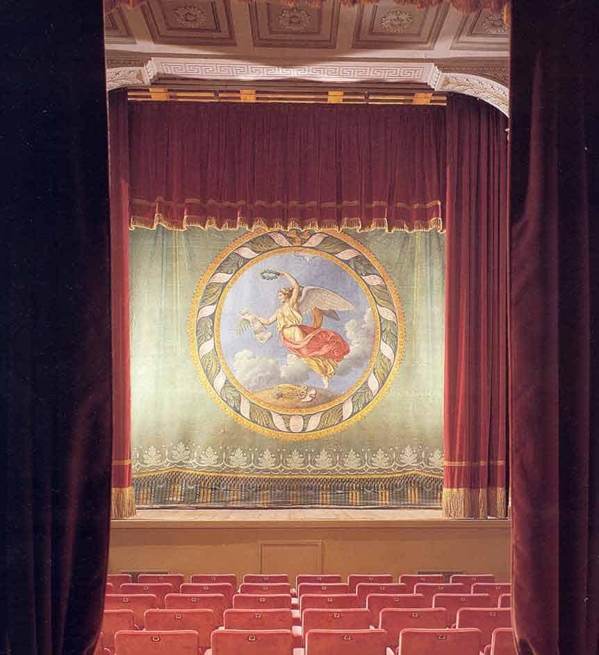 Teatro della Vittoria di Sarnano
