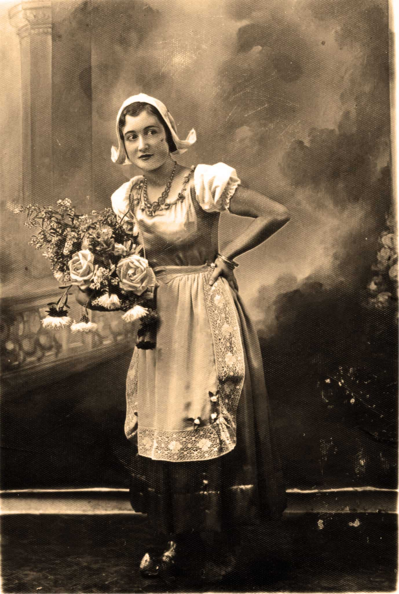 """""""La piccola Olandese"""", rappresentazione teatrale dei primi del Novecento"""