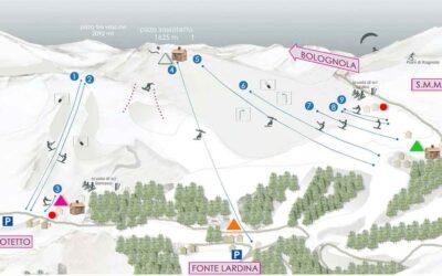 Sciare a Sarnano: giovedì 26 gennaio aprono gli impianti sciistici di Sassotetto