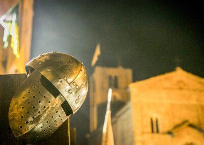 Castrum Sarnani, il medioevo che ritorna