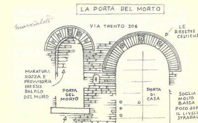 Le Porte del Morto nel centro storico di Sarnano