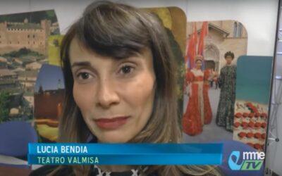 Lucia Bendia e Antonio Lovascio: il teatro contro il sisma