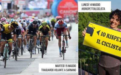 Giro d'Italia 2018: traguardo volante a Sarnano e non solo
