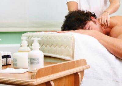 Massaggi e trattamenti estetici - Terme di Sarnano