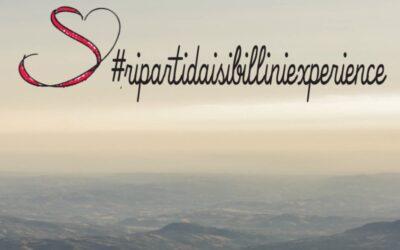#ripartidaisibilliniexperience: il social tour dei Sibillini è passato anche per Sarnano