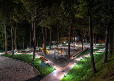 Parco del Serafino - Parco urbano di Sarnano