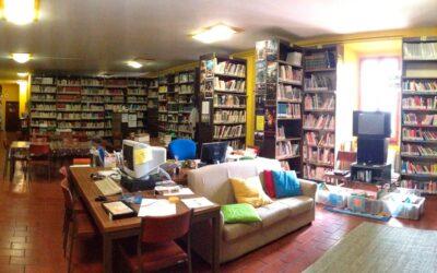 Riapre la Biblioteca di Sarnano: come funziona il servizio nella Fase 2