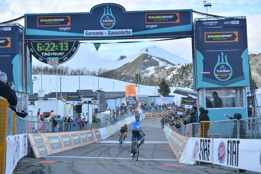 Tirreno Adriatico 2020 - Sarnano Tappa Regina