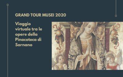Le iniziative della Pinacoteca di Sarnano per il Grand Tour Musei 2020