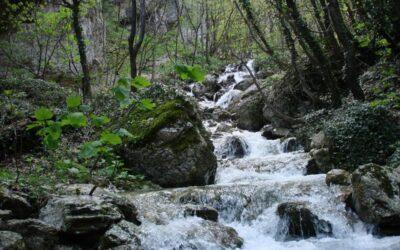 Escursione alla Valle dei Tre Santi