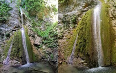Escursione alle Valle del Rio Terro e cascata di Soffiano