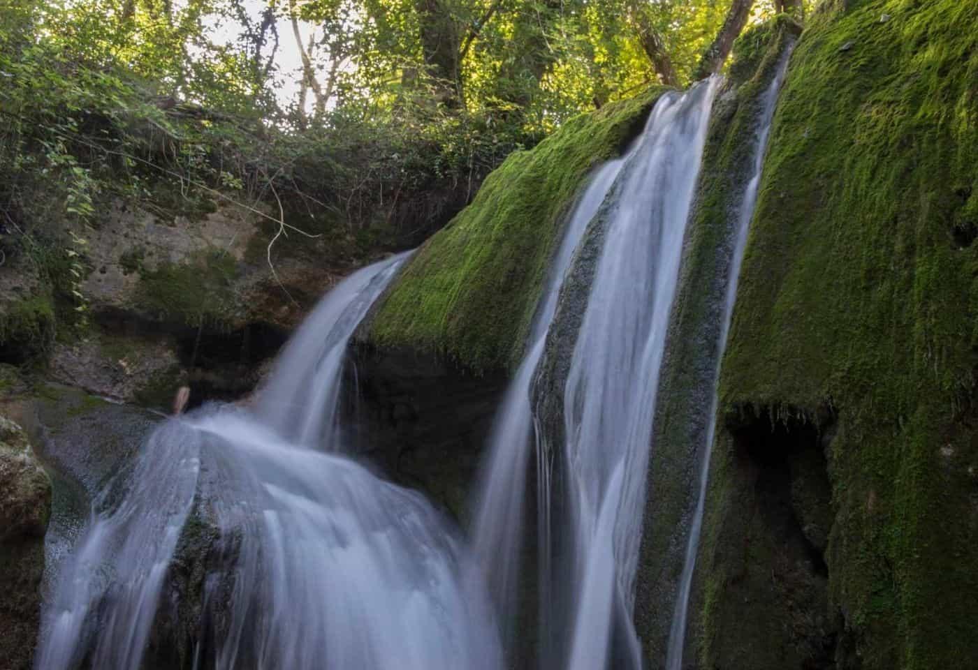 Cascatelle dei Romani - Via delle Cascate Perdute di Sarnano