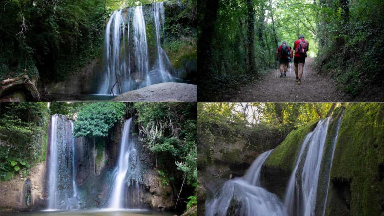 Via delle Cascate Perdute di Sarnano