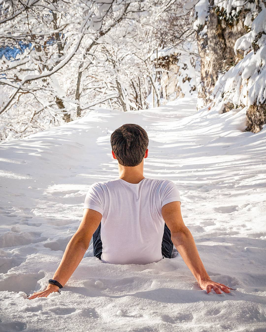 Cosa fare a Sarnano d'inverno